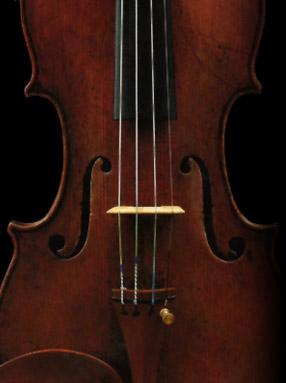 Welcome to Bearden Violin Shop